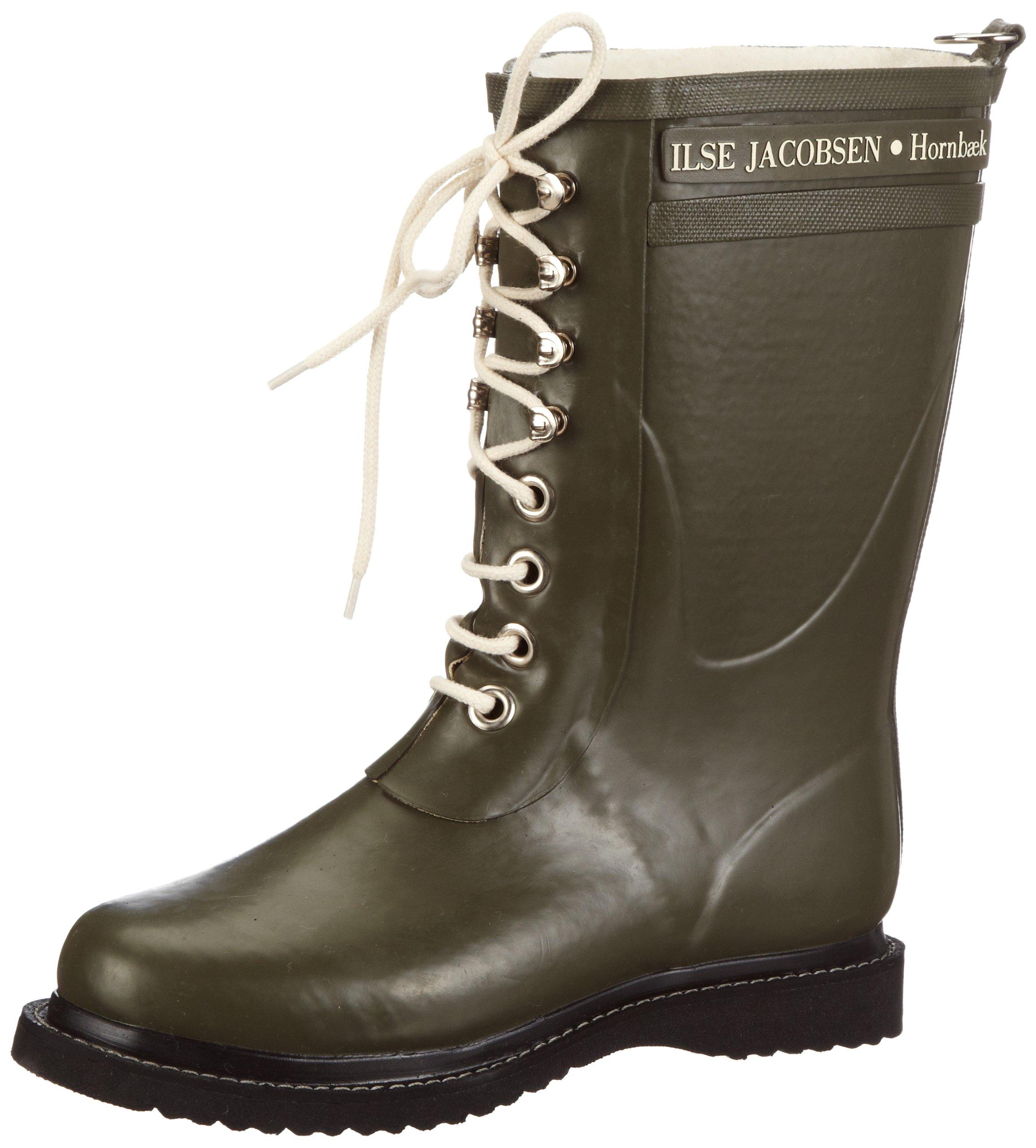 Ilse Jacobsen Rub15 Boot - Women's Army 38