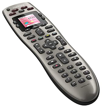 amazon com logitech harmony 650 infrared all in one remote control