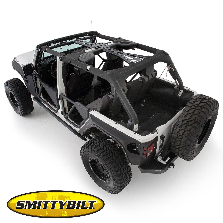 Brightt (S/B-JAM-578) SRC Cage Kit fits Jeep, Wrangler 2010-2017 by Brightt (Image #2)