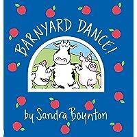 Barnyard Dance Board Game (Boynton on Board)