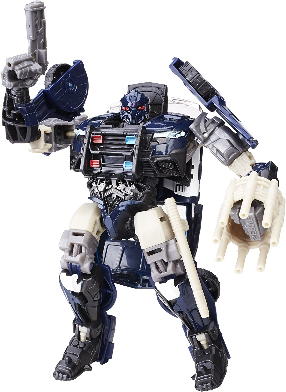 BERSERKER last knight transformers 5 premier edition action figure NEW deluxe