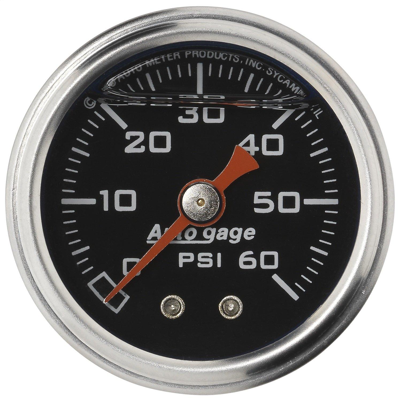 Auto Meter 2173 Autogage Fuel Pressure Gauge