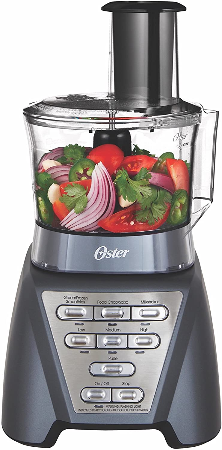 Difference between a Blender and a Food Processor