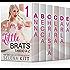 Little Brats: Taboo A-Z Volume 1: (Forbidden Taboo Erotica) (Little Brats Boxed Sets)