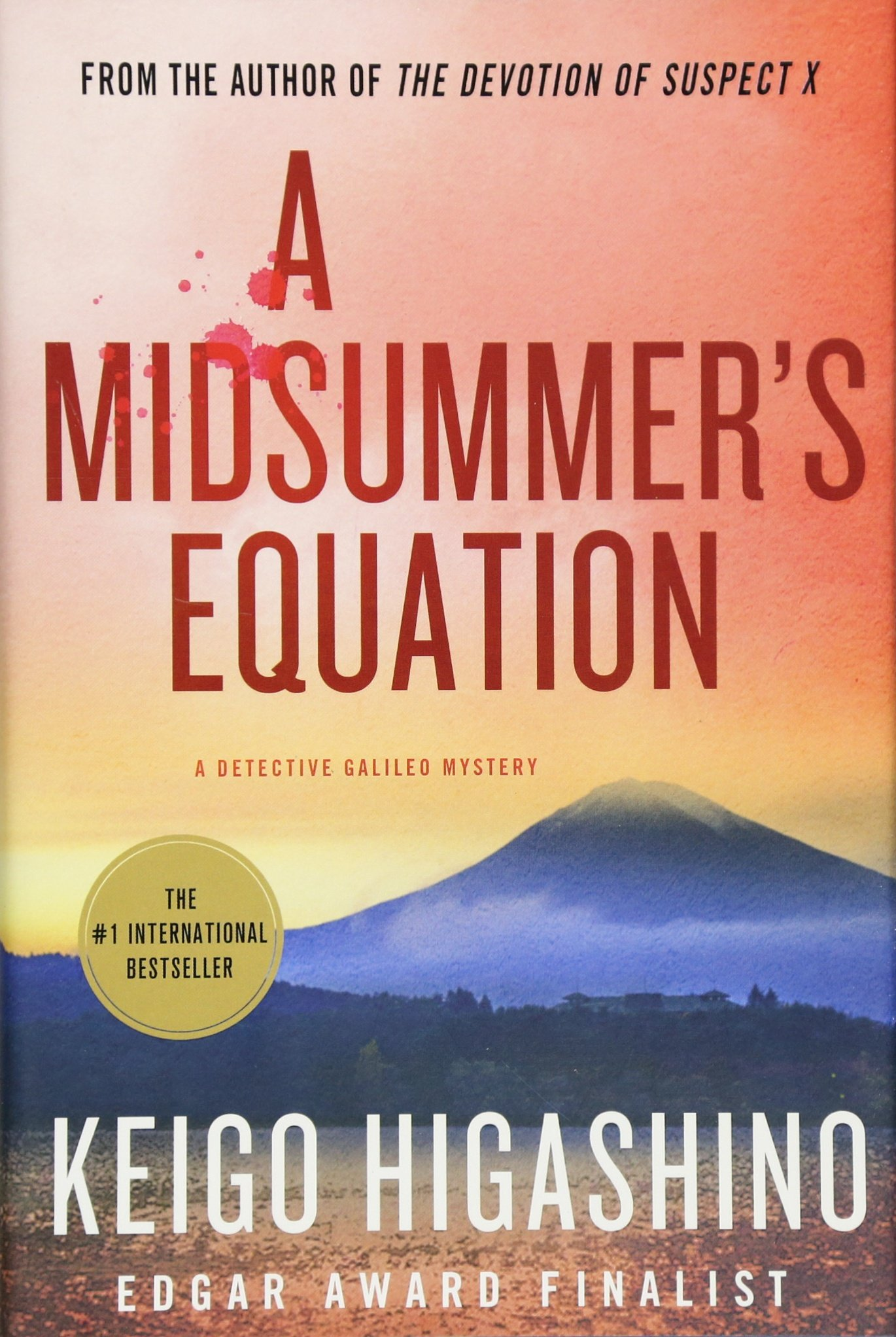 Read Online A Midsummer's Equation: A Detective Galileo Mystery (Detective Galileo Series) pdf epub