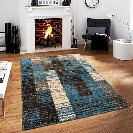 Genial Prestige Decor Area Rugs Verdi Collection Area Rug Shag Rug Easy Clean  Shaggy Area Rug Living