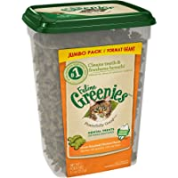 Greenies Dental Treats for Cats - Chicken - 11oz