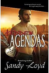 Hidden Agendas: Some hidden agendas are worth killing to keep hidden. (DC Bad Boys Series Book 3) Kindle Edition