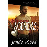 Hidden Agendas: Some hidden agendas are worth killing to keep hidden. (DC Bad Boys Series Book 3)