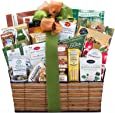 Wine Country Gift Baskets Gourmet Feast Perfect For Family, Friends, Co-Workers, Loved Ones and Clients.
