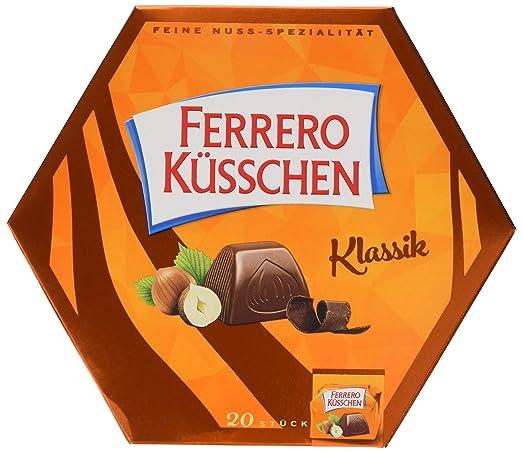 Ferrero Kusschen 8er Pack 8 X 178 G Packung Amazon De