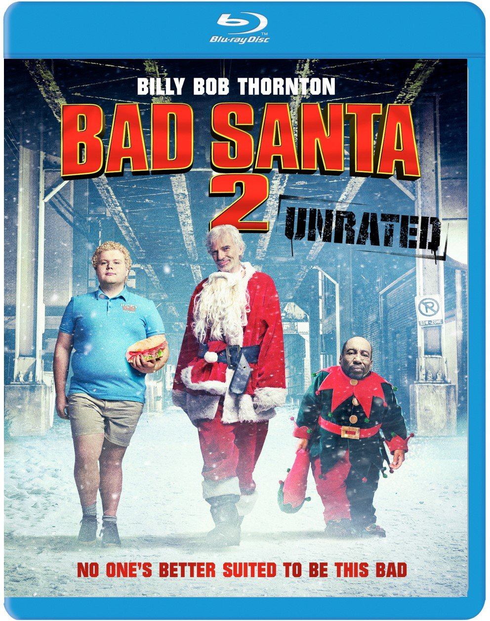 Amazon.com: Bad Santa 2 [Blu-ray]: Billy Bob Thornton, Kathy Bates ...