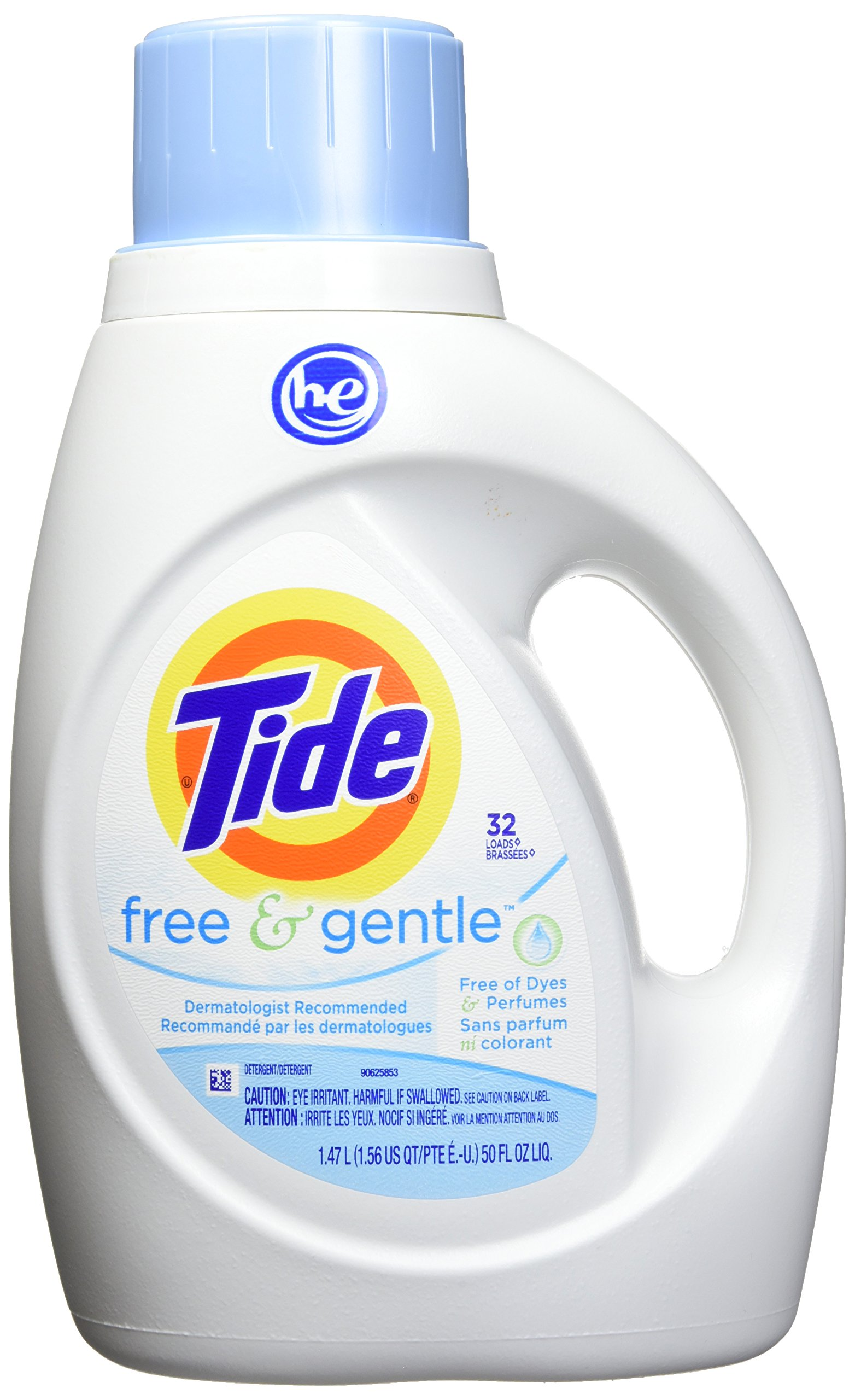 Amazon Com Dreft Liquid Laundry Detergent 50 Oz 32