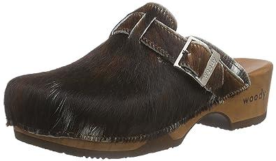 Woody Women's Manu Clogs Size: 6.5 Best Wholesale For Sale Footlocker Finishline Sale Online jjANeM8
