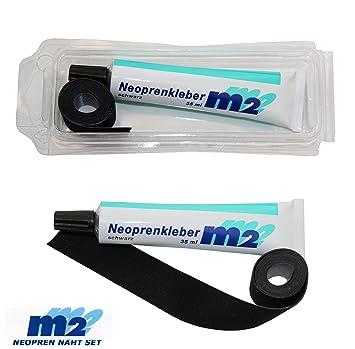 Neopreno costura cinta termoadhesiva (a 95 ° Plus neopreno adhesivo 35 ML – Reparación para