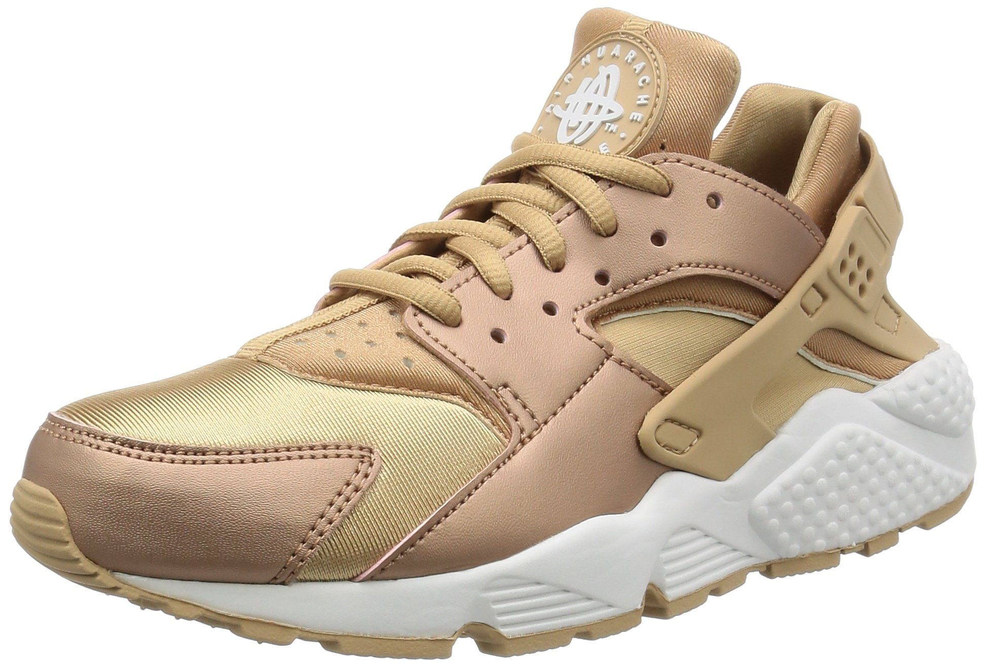 2adc6595dd3 Galleon - NIKE Air Huarache Run SE Women s Shoes Metallic Red Bronze Elm  859429-900 (6 B(M) US)