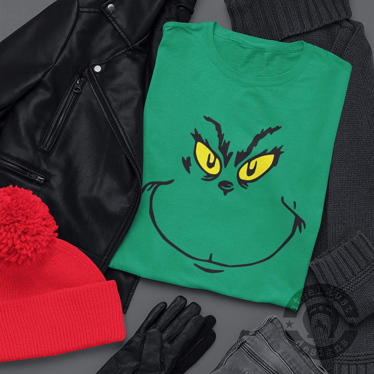 Amazon.com: Grinch Shirt, Grinch Christmas Shirt, Grinch ...