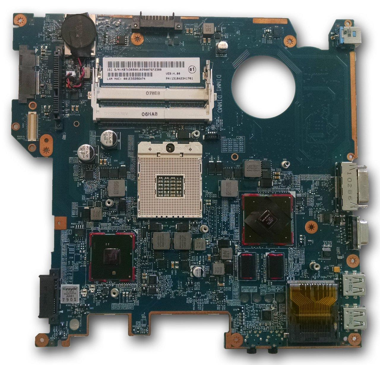 Acer TravelMate 8372TG Notebook Motherboard rPGA989 MB.TX30B.001 MB-A02