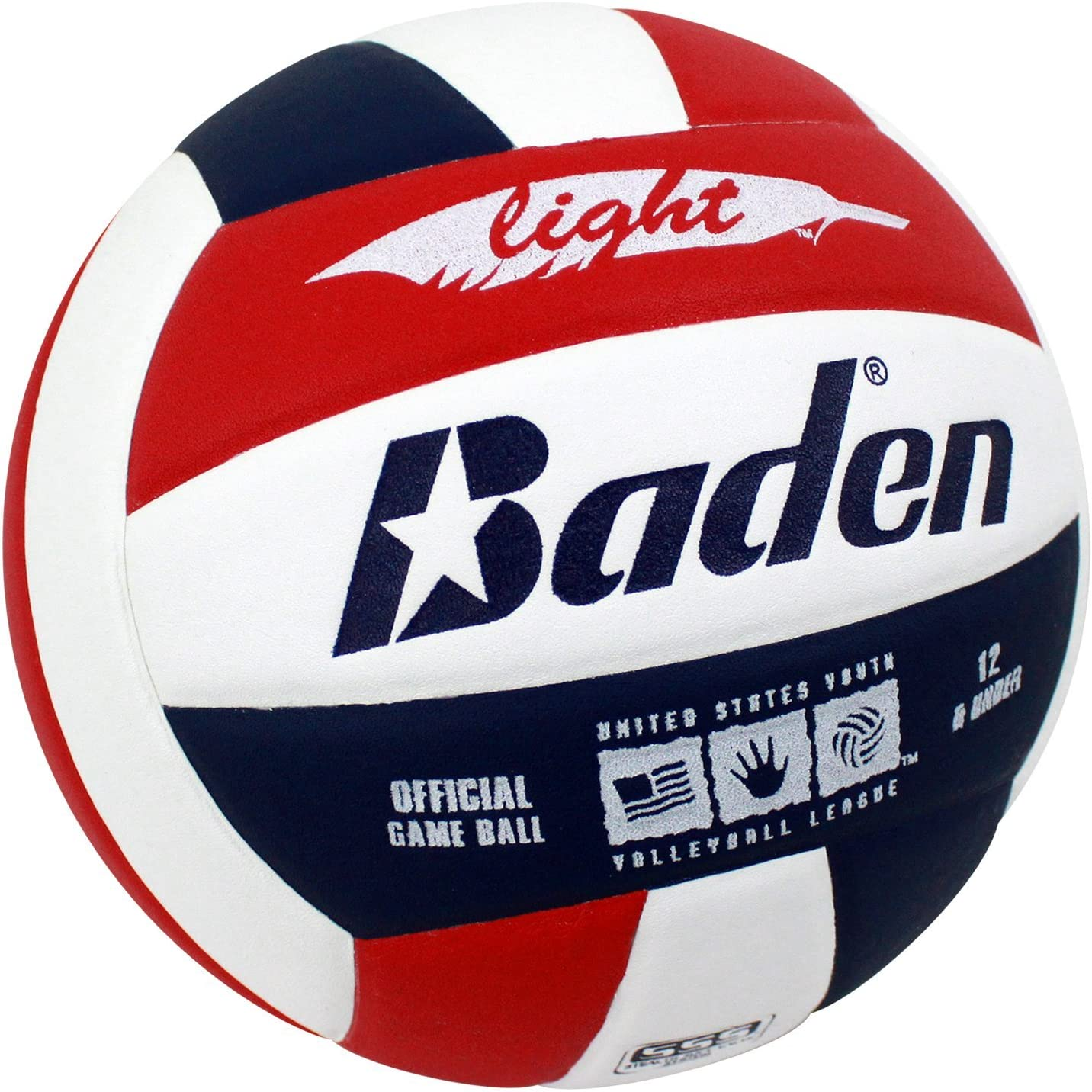 Molten Vb Setter Volleyball Green Red White Heavy Wgt 14 1 Ounce