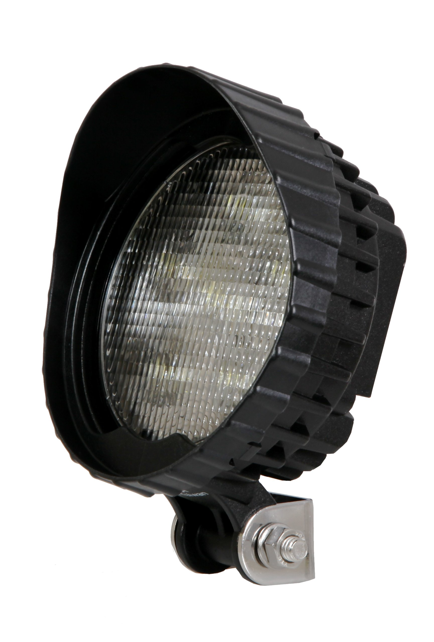 Maxxima MWL-01HP 5'' Heavy Duty Round LED Work Light  1200 Lumens by Maxxima