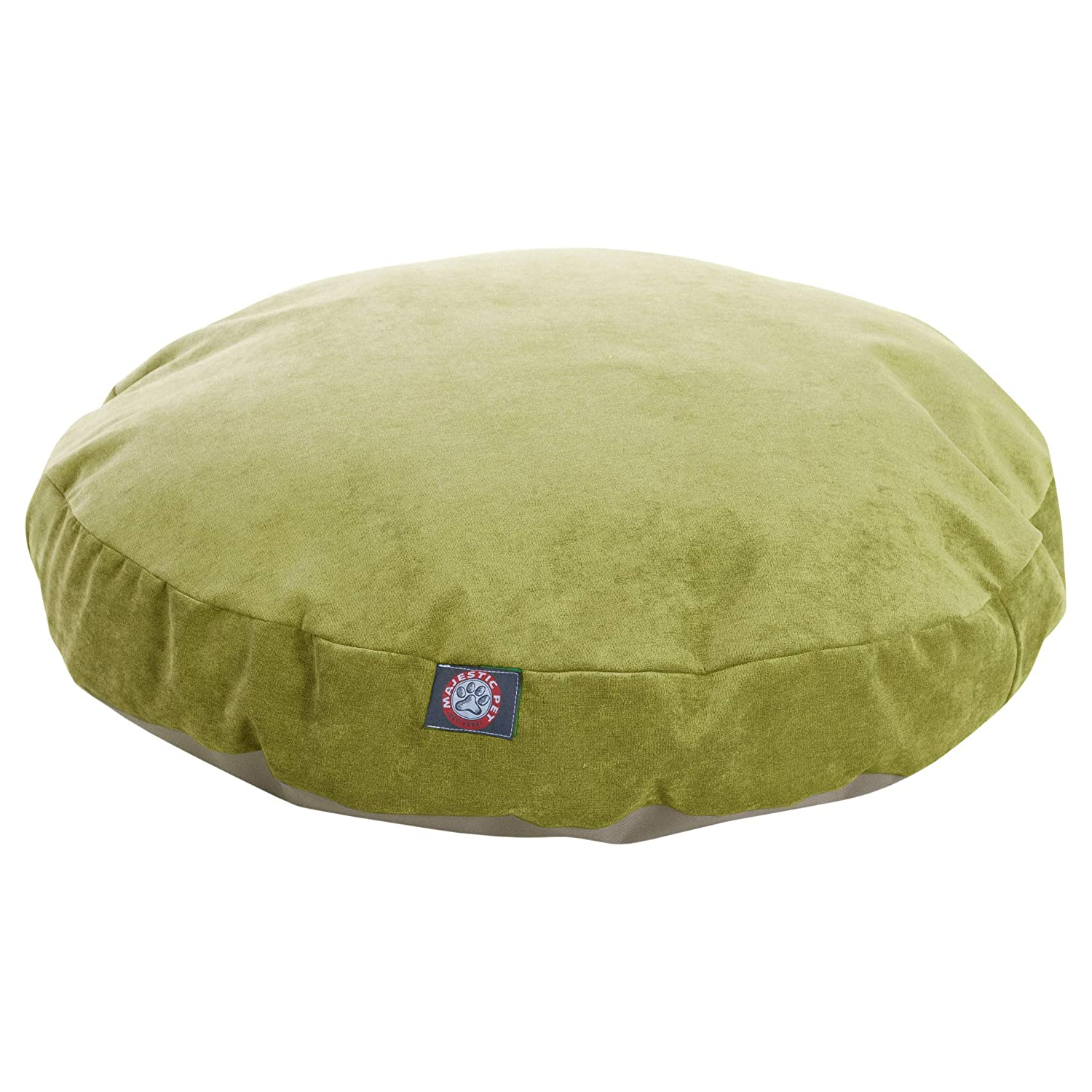 Apple Medium Apple Medium Majestic Pet Medium Round Pet Bed, Villa Apple