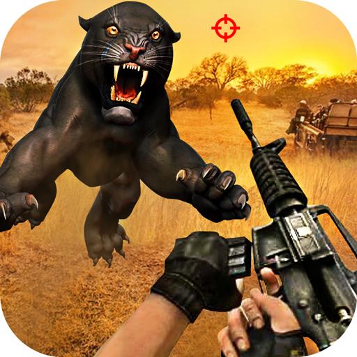 (Panther Safari Hunting Simulator 4x4 )