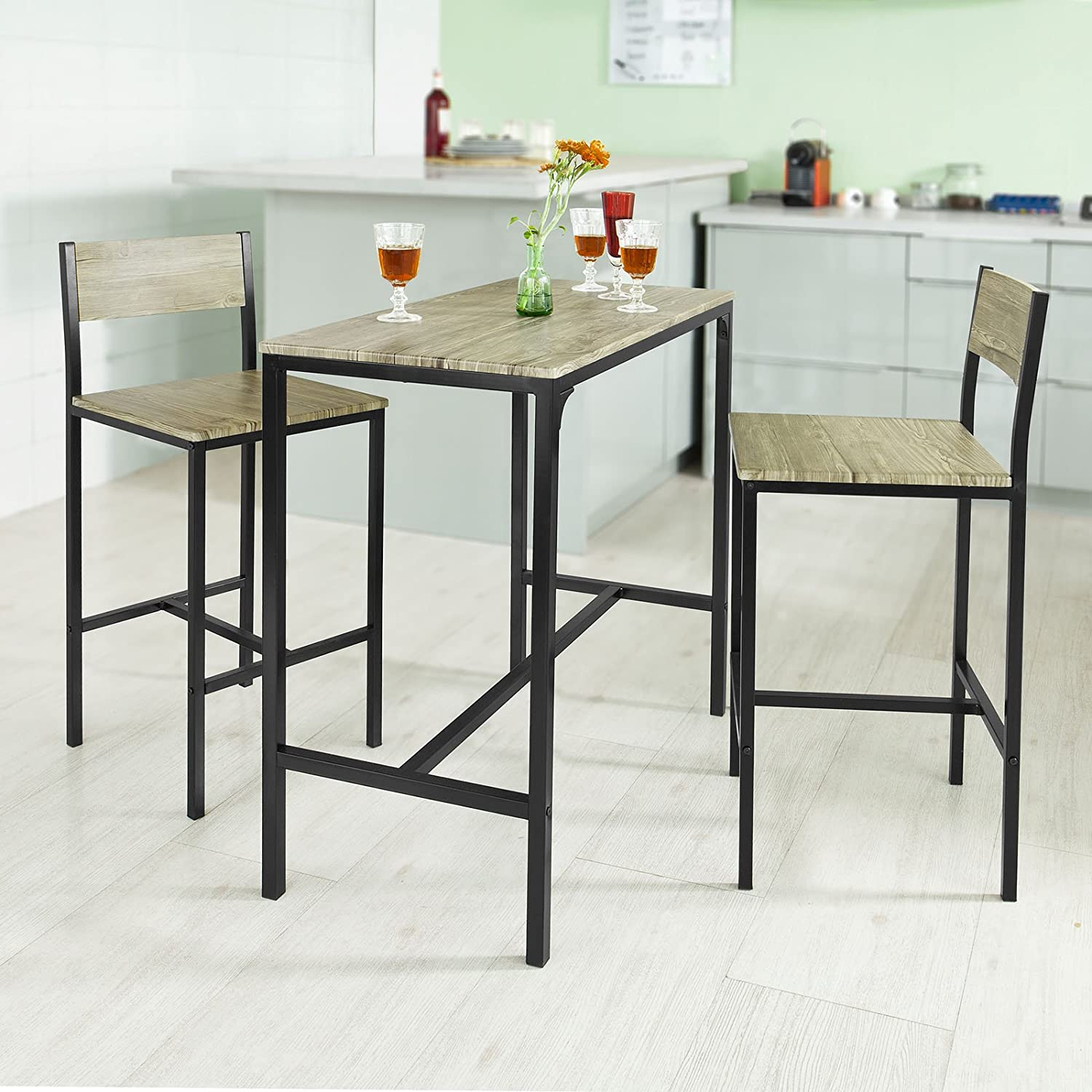 table de cuisine rabattable fabulous sobuy table murale de cuisine mangerpr fwt fr with table. Black Bedroom Furniture Sets. Home Design Ideas