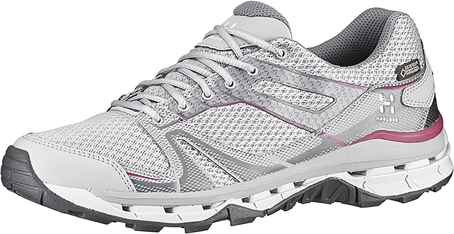 Haglöfs GT Surround Gore-Tex, Zapatillas de treeking de Mujer, Color Gris: Amazon.es: Zapatos y complementos