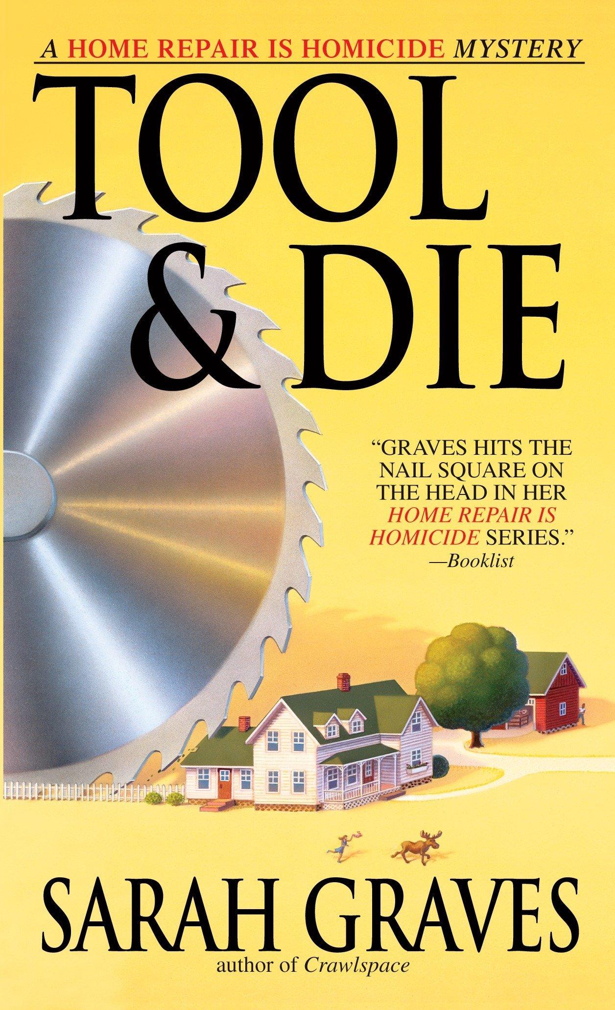 Download Tool & Die: A Home Repair is Homicide Mystery pdf epub