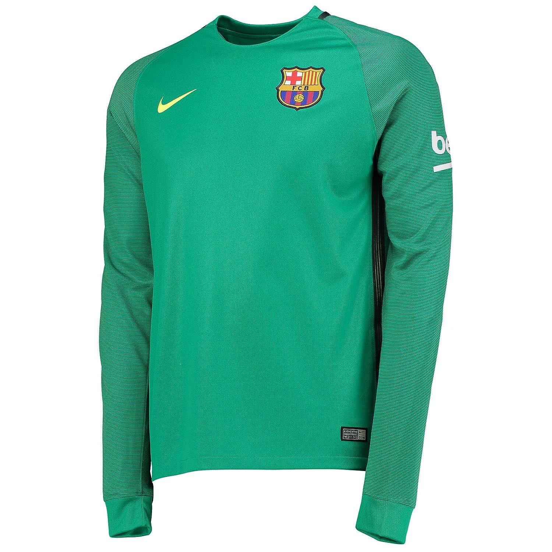 in stock f6901 4e53c Barcelona Official Home 2016/17 Ter Stegen 1 Jersey - Size ...