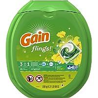 Gain Flings 81-Count Detergent Pack