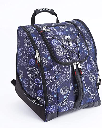 Athalon Everything Travel Ready Camping and Hiking Boot Bag Backpack Grafitti