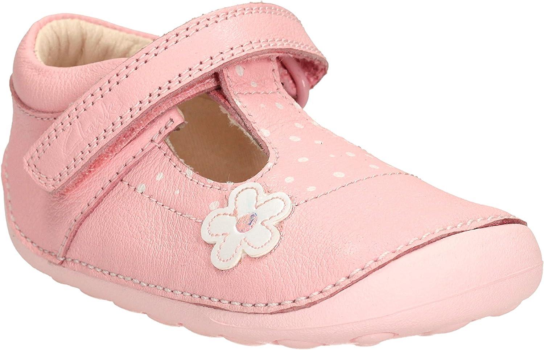 Clarks Baby Girls' Little Linzi Walking