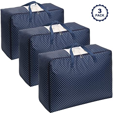 Amazon.com: Lifewit - Bolsa de almacenamiento plegable para ...