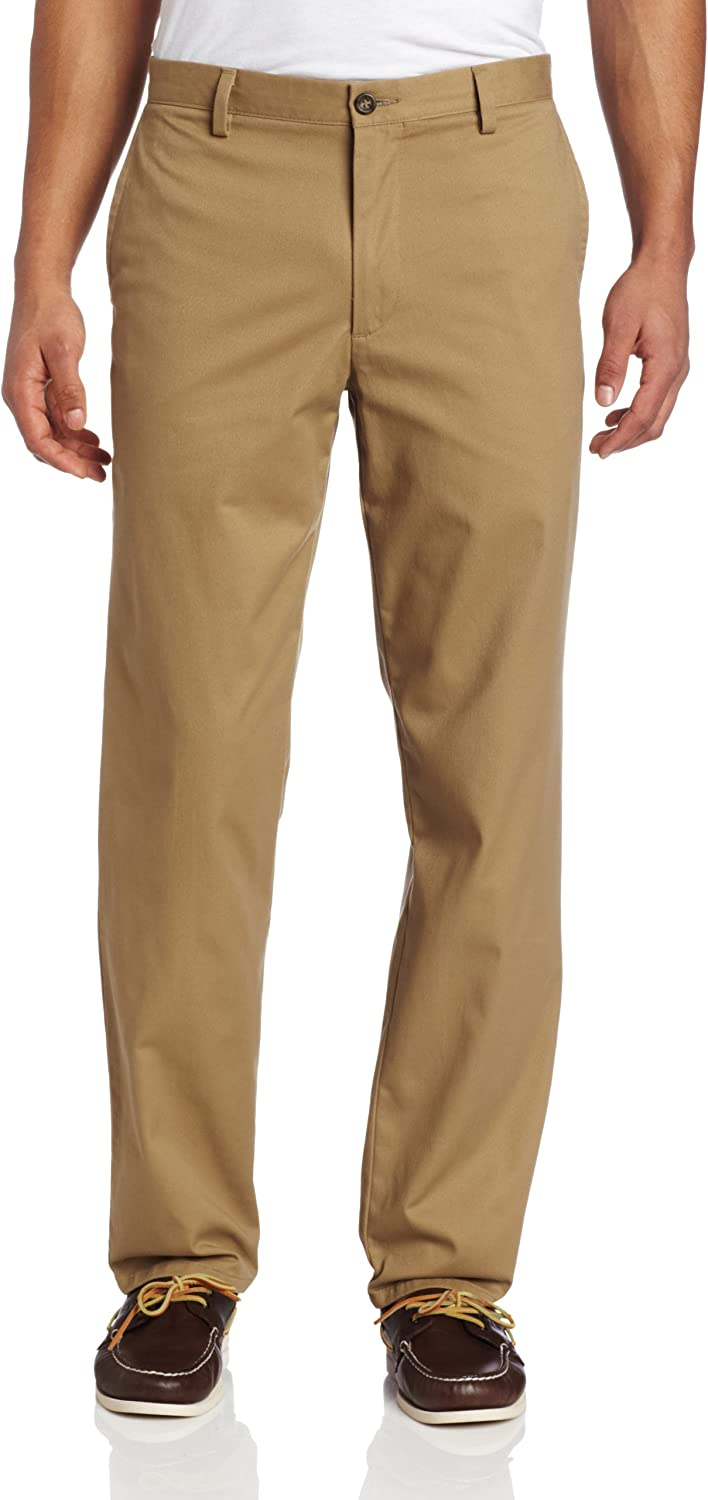 Dockers Mens Relaxed Fit Easy Khaki Pants-Pleated D4
