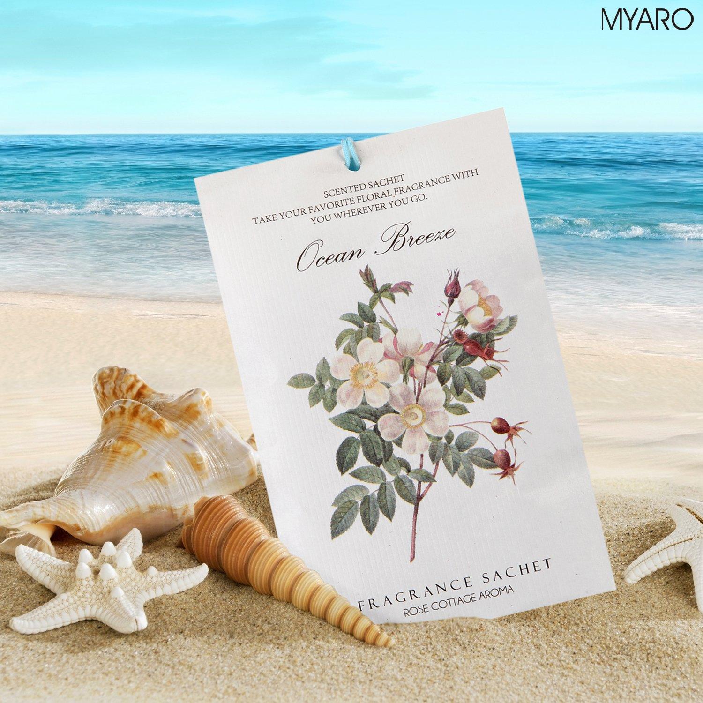 Ocean Breeze Fragrance Sachet