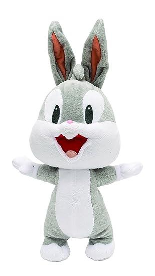 Joy Toy 233544 30 cm Baby Bugs Bunny Looney Tunes de Peluche