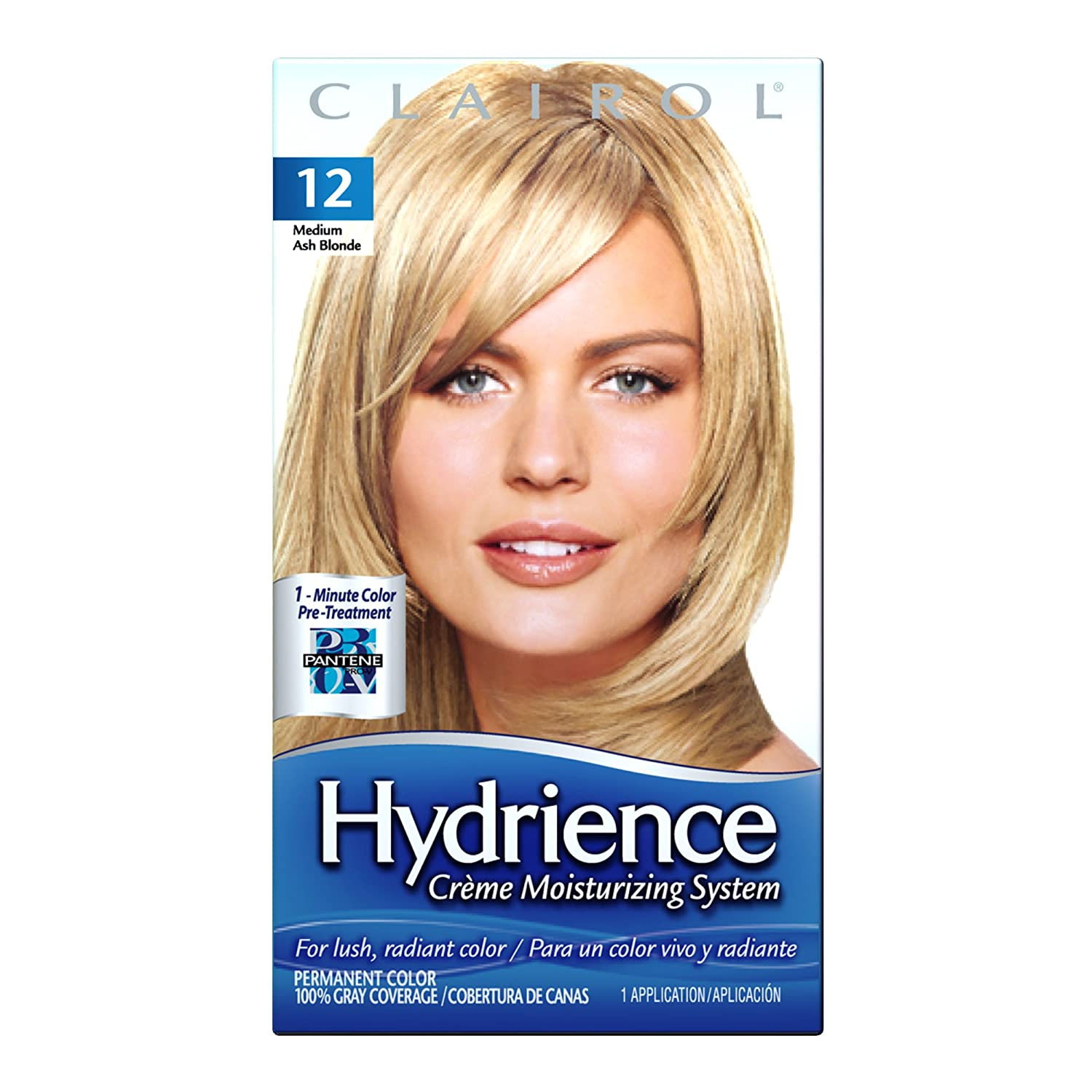 Amazon Clairol Hydrience Color 012 Sand Dollar Pack Of 3