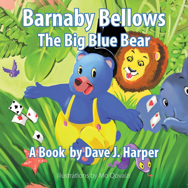 Download Barnaby Bellows the Big Blue Bear pdf epub