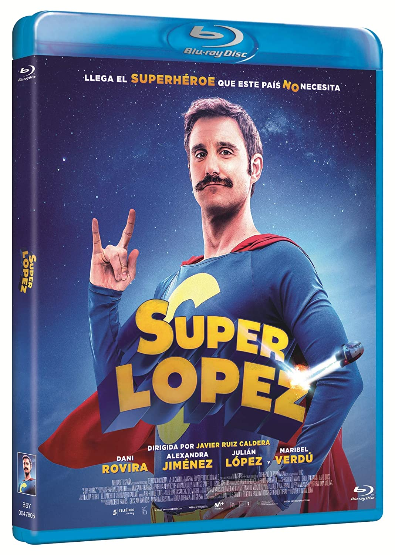 Superlópez [Blu-ray]