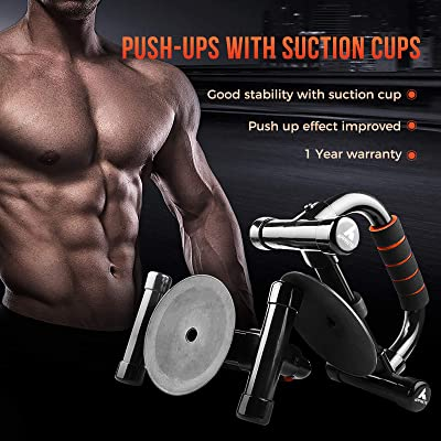 Home Gym Exercise Training Body Building Fitness Accessories for Men /& Women Strength Workouts Push Up Bars Strength Training Workout Stands for Men Push Up Handles for Floor Push-up Bracket Board