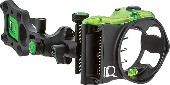 Best bow sight : Field Logic IQ Bowsights Micro 3, 5 or 7 Pin Compound Bow Archery Sight