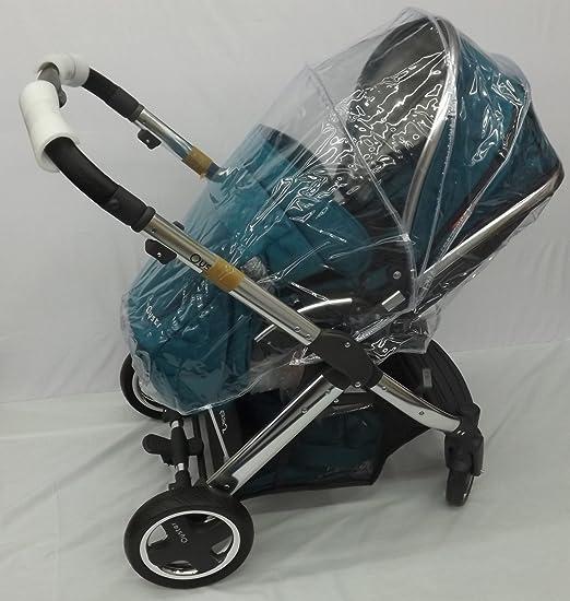 Uppababy con cremallera impermeable para vista & Cruz cochecito y capazo para cochecito de bebé (Universal): Amazon.es: Bebé