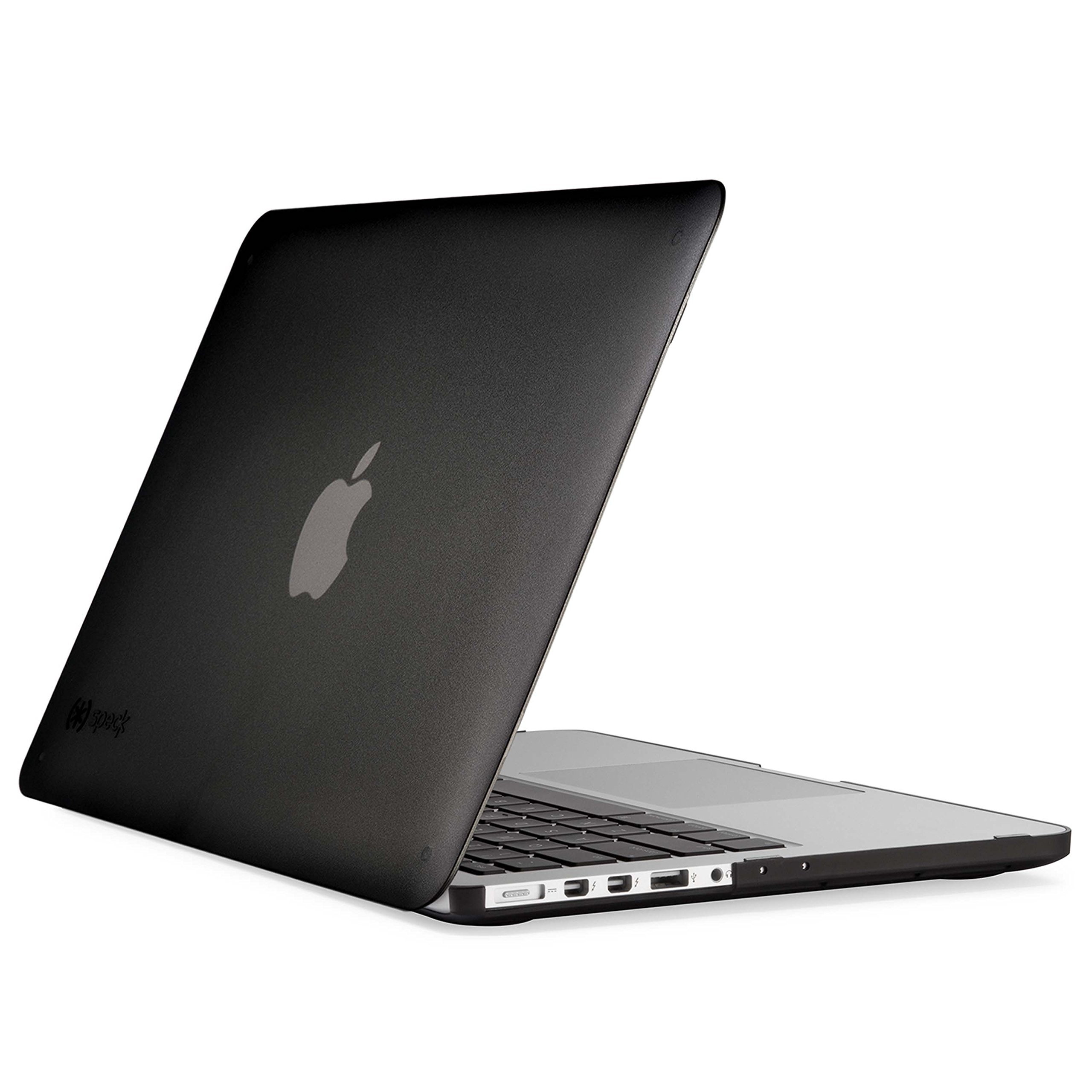Speck Products See Thru Onyx Case for Macbook Pro 13 Inch with Retina Display, Black Matte by Speck (Image #1)