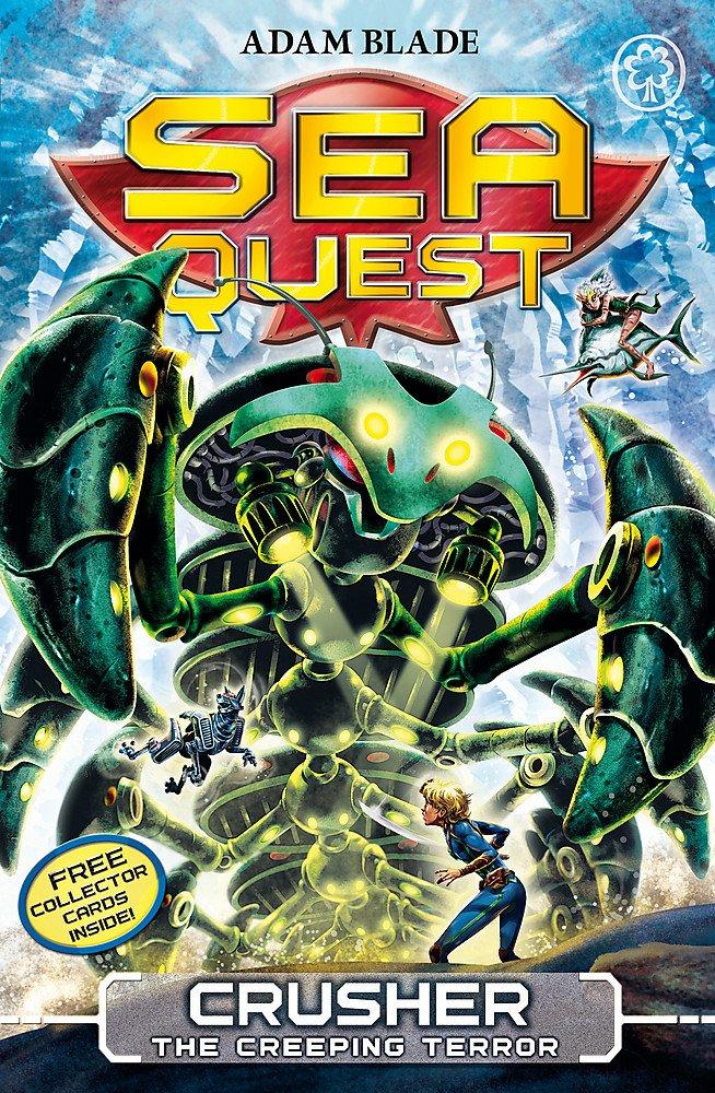 Sea Quest: Crusher the Creeping Terror: Book 7 pdf epub