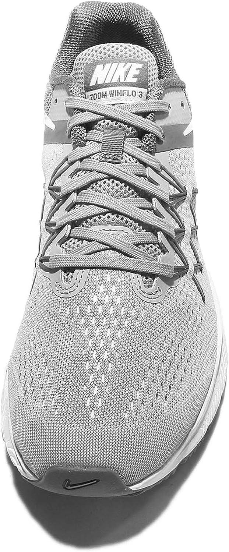 Nike Zoom Winflo 3, Zapatillas de Running para hombre: NIKE: Amazon.es: Zapatos y complementos