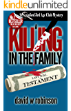 A Killing in the Family (#12 - Sanford Third Age Club Mystery)