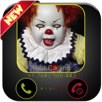 Scary Doll Killer Calling You - Free Fake Phone Call ID PRO 2018 - PRANK CALL