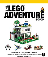 The LEGO Adventure Book Vol. 3: Robots Planes