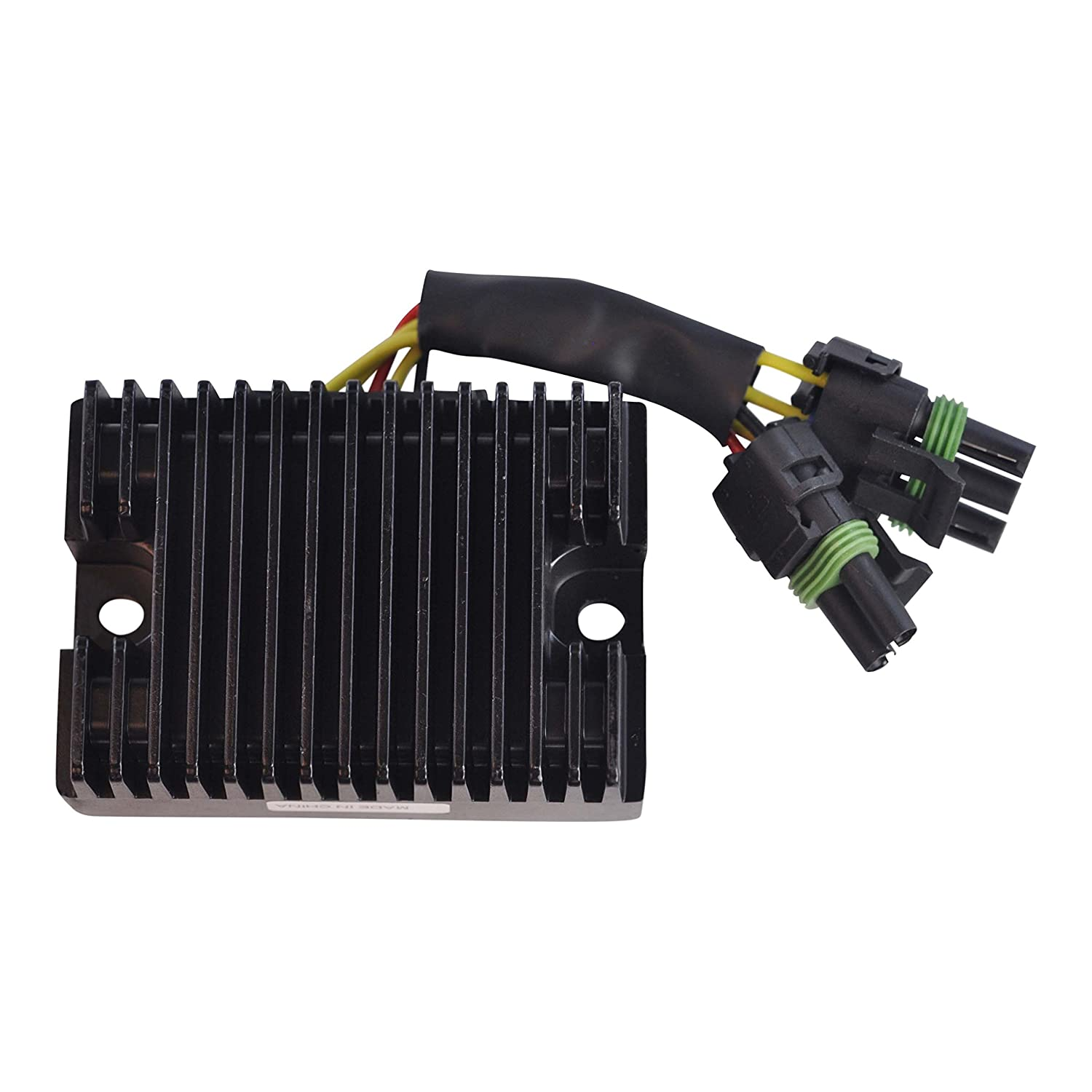 Voltage Regulator For Sea Doo 780 GTX 800 GTI 951 GTX/LRV / RX/XP / Sportster 1998-2006 / Can-Am DS 650 2000-2002 OEM Repl.# 278001241 278001554 RMSTATOR